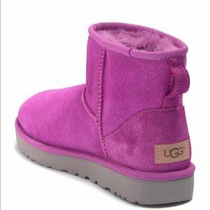Classic Mini Milky Way UGGpure Boots Size 7